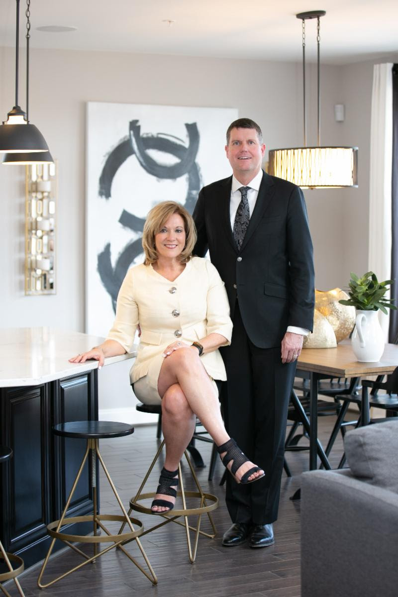 Announcing Our Honorary 2019 Decorator Show House Chairs, Creig & Carla Northrop