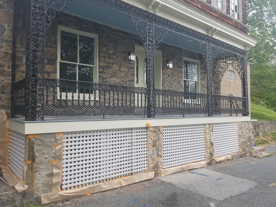 Weir Building Grant Disbursement Complete