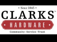Clarks Hardware Logo